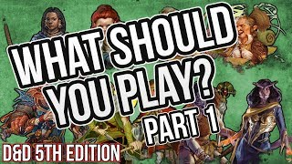 Download What race should you play in D&D? | A Tutorial for all players: PART 1 Video