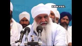 Download [01-09-2013] Sant Baba Mann Singh Ji - Barsi Sant Baba Isher Singh Ji Maharaj Video