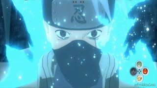 Download Kakashi Perfect Susanoo Moveset Mod | Naruto Shippuden Ultimate Ninja Storm Revolution Mods Video