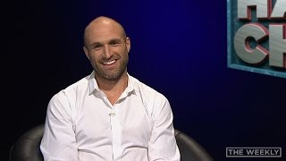 Download Hard Chat: Chris Judd Video