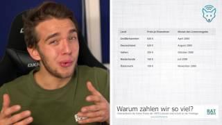 Download Warum ist mobiles Internet in Deutschland so teuer? Video