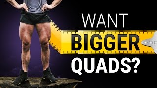 Download 3 Quick Tips For BIGGER QUADS! | STOP SQUATTING ON THE LEG PRESS! Video