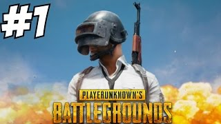 Download Player Unknown Battlegrounds Gameplay Walkthrough Part 1 - Road to 1st Place Video
