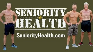 Download Announcing SENIORITY HEALTH: The New Fitness Community For Men Over 40 Video