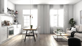 Download architectural renderings - interior rendering tutorial 2017 - tutorial vray sketchup interior Video