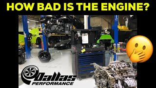Download Pt.2 BLOWN-UP V10 AUDI R8 BUILD | It's going to be expensive Video