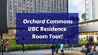 Download Orchard Commons UBC Residence Room Tour!! Video