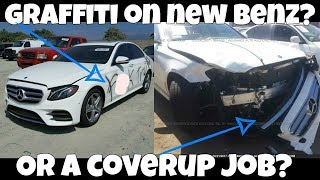 Download The TRUTH about the Graffiti Totaled New Mercedes! You won't BELIEVE what REALLY Happened! Video