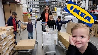 Download HOW TO ORGANIZE YOUR CRAFT ROOM CRAFT SUPPLIES | IKEA HACKS AND HAUL Video