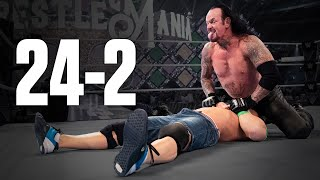 Download WrestleMania by the numbers Video