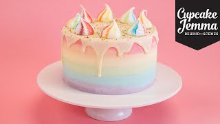 Download Behind the Scenes Making a Unicorn Cake | Cupcake Jemma Video