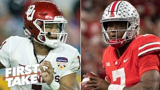 Download Kyler Murray to Dolphins, Dwayne Haskins to Giants in Mel Kiper's 2019 Mock Draft 1.0   First Take Video