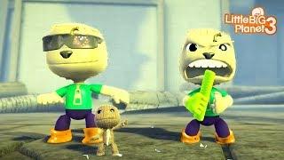 Download LittleBIGPlanet 3 - Baldi's Basics Costumes [Multiple Levels] - Playstation 4 Video