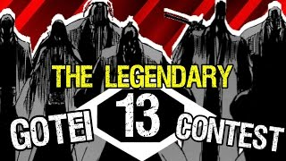 Download The Legendary Gotei 13 Contest!! Video