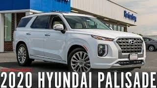 Download In depth look at the 2020 Hyundai Palisade Video