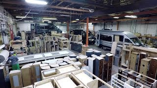 Download Interesting Finds on our Coachmen Class B Factory Tour! Video