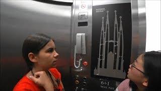 Download Nativity Towers, La Sagrada Familia, Barcelona, Spain Video