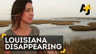 Download Louisiana Disappearing: Living On The Brink Of Climate Change Video