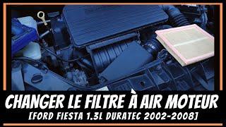 Download Changer son filtre à air sur Ford Fiesta MK6 1.3 70ch Video