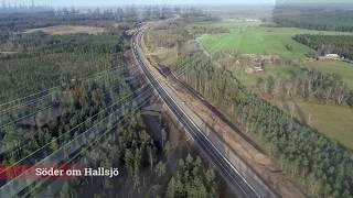 Download E4, Ljungby–Toftanäs, byggs ut till motorväg, del 2 | Trafikverket Video