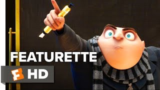 Download Despicable Me 3 Featurette - Gru vs. Dru (2017) | Movieclips Coming Soon Video