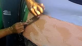 Download Como reparar el golpe de un carro Video