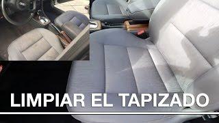 Download Limpiar tapizado de un coche |CONSEJOS Video