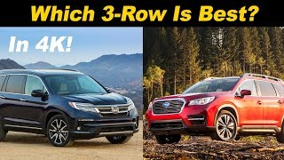 Download Honda Pilot vs Subaru Ascent - Which Is Right For You? Video