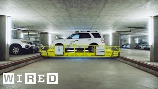 Download The Amazing Garage Where Robots Do the Parking | WIRED Video
