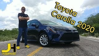 Download Toyota Corolla 2020 Prueba a fondo! El Floyd Mayweather de los sedanes Video