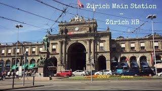 Download Zurich Main Station - Zürich HB Video