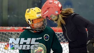 Download Inspiring hockey stories to brighten your day | Hockey Day in America | NHL | NBC Sports Video