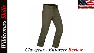 Download Clawgear - Enforcer Review English Version Video