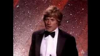 Download Robert Redford Wins Best Directing: 1981 Oscars Video
