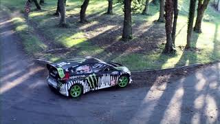 Download DC SHOES: Ken Block's Gymkhana THREE, Part 2; Ultimate Playground; l'Autodrome, France Video