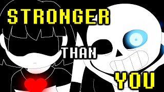 Download Sans Battle - Stronger Than You (Undertale Animation Parody) Video