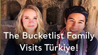 Download The Bucketlist Family Visits Turkey! Video