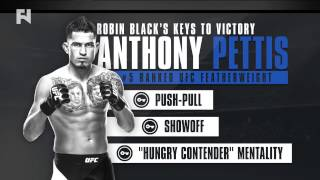 Download Robin Black's Keys to Victory - UFC 206: Anthony Pettis Video