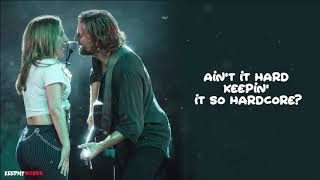 Download Lady Gaga & Bradley Cooper - Shallow ( Lyrics Video ) Video
