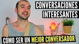 Download Cómo Tener Conversaciones Interesantes y NO Ser Aburrido | 3 Claves Para Ser Un Mejor Conversador Video