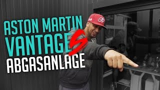 Download JP Performance - Aston Martin Vantage S | Abgasanlage Video