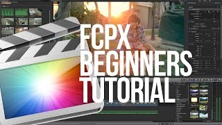 Download Final Cut Pro X Tutorial Beginners Video