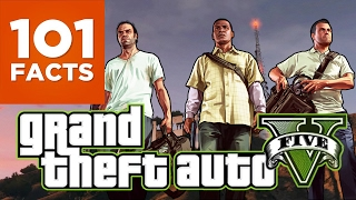 Download 101 Facts About Grand Theft Auto V Video