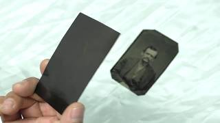 Download Antique Photographs and Photography - Identifying Daguerreotypes, Ambrotypes, and Tintypes Video