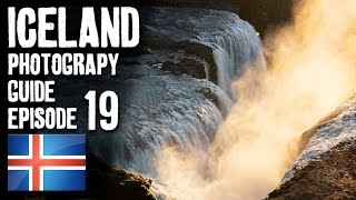 Download Landscape Photography in Iceland - Episode 19 - Gullfoss Video