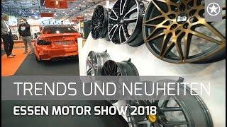 Download Essen Motor Show 2018 | Felgentrends 2019 | felgenoutlet.de Video