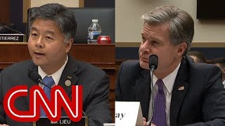 Download FBI Director Wray: No idea what 'Deep State' is Video