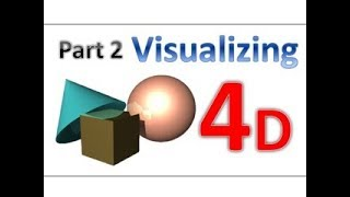 Download Visualizing 4D Geometry - A Journey Into the 4th Dimension [Part 2] Video