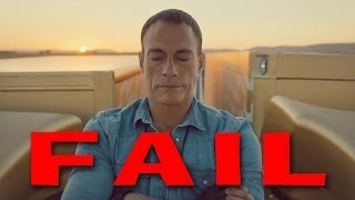 Download EPIC SPLIT FAIL Feat. Van Damme - Volvo Truck Split Commercial Video