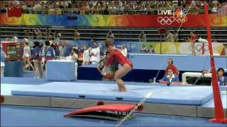 Download Shawn Johnson - Uneven Bars - 2008 Olympics All Around Video